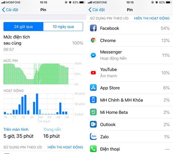 6 cách sửa lỗi hao pin trên iOS 12 - 2