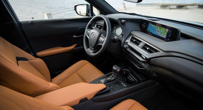 Lexus UX2019 chốt giá từ 736 triệu đồng tại thị trường Mỹ - 6