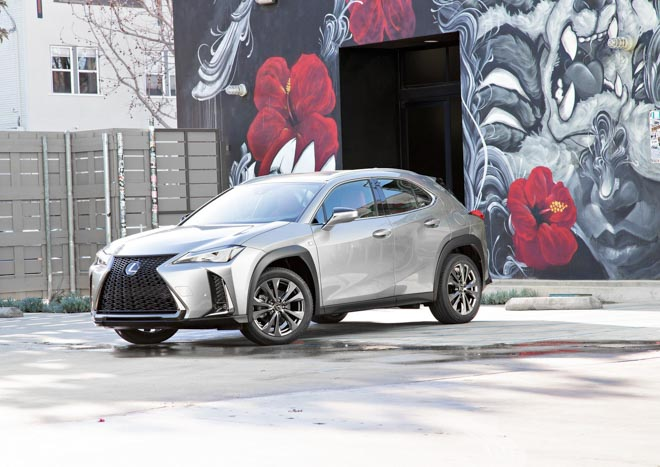 Lexus UX2019 chốt giá từ 736 triệu đồng tại thị trường Mỹ - 2