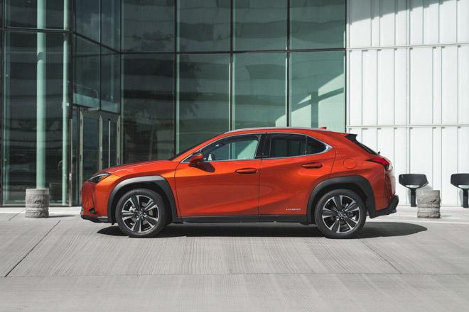 Lexus UX2019 chốt giá từ 736 triệu đồng tại thị trường Mỹ - 14