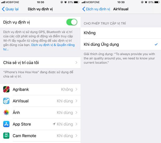 6 cách sửa lỗi hao pin trên iOS 12 - 3