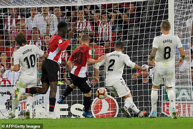 Athletic Bilbao - Real Madrid: Kịch bản khó ngờ, thoát hiểm nhờ siêu sao - 1
