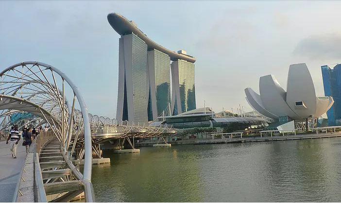 Nhất định phải check in tại những tòa nhà cực chất này khi đến Singapore - 1