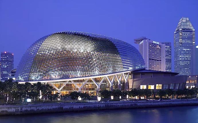 Nhất định phải check in tại những tòa nhà cực chất này khi đến Singapore - 2