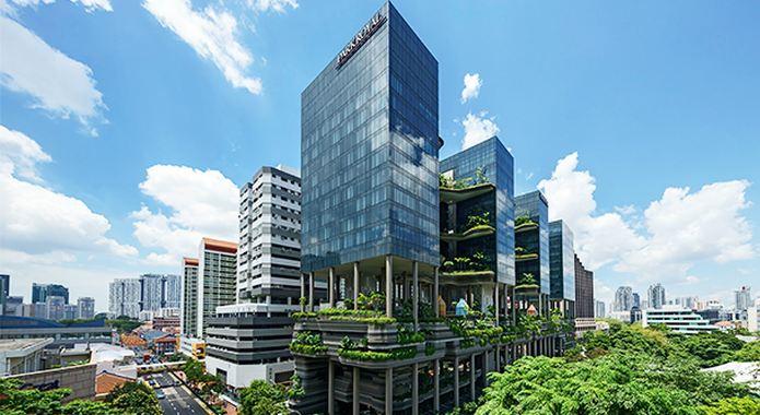 Nhất định phải check in tại những tòa nhà cực chất này khi đến Singapore - 4