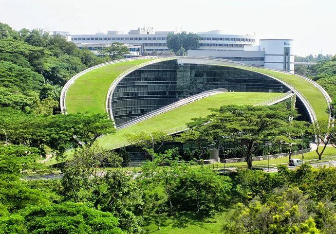 Nhất định phải check in tại những tòa nhà cực chất này khi đến Singapore - 9