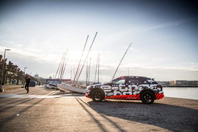 Audi sắp ra mắt xe điện E-Tron, cạnh tranh với EQC của Mercedes-Benz - 4