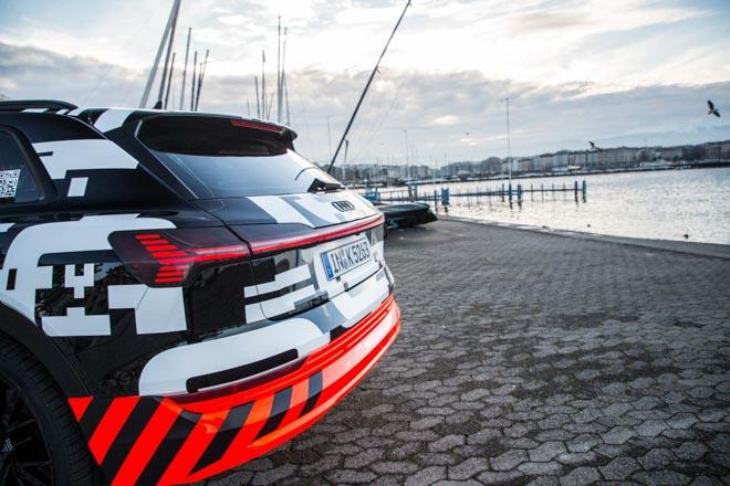 Audi sắp ra mắt xe điện E-Tron, cạnh tranh với EQC của Mercedes-Benz - 7