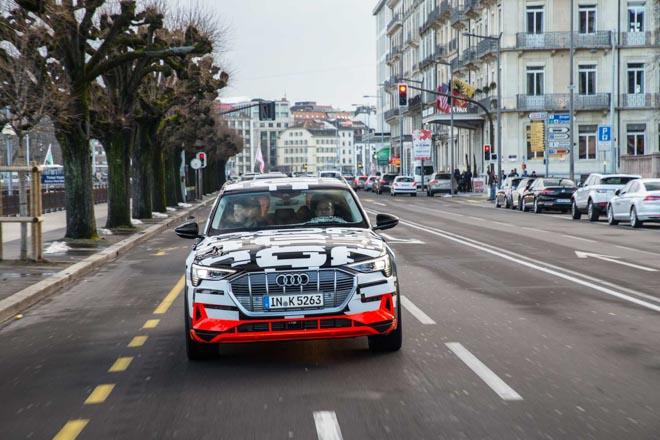 Audi sắp ra mắt xe điện E-Tron, cạnh tranh với EQC của Mercedes-Benz - 8