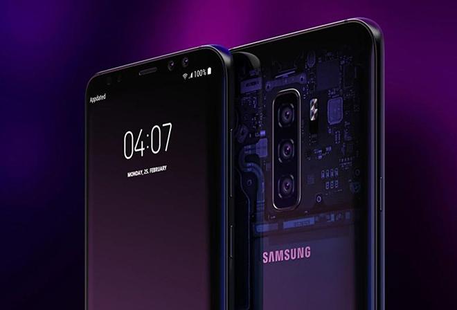 Samsung Galaxy S10 đi kèm với thiết kế mới, nhiều màu sắc - 2
