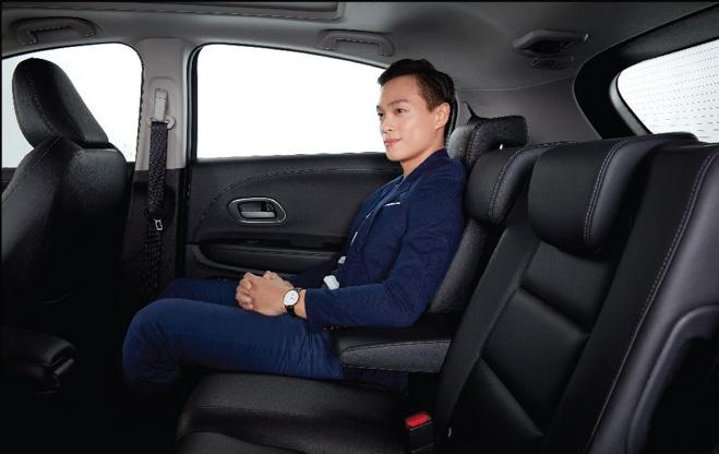 Honda HR-V ra mắt thị trường Việt Nam, giá từ 786 triệu đồng - 11