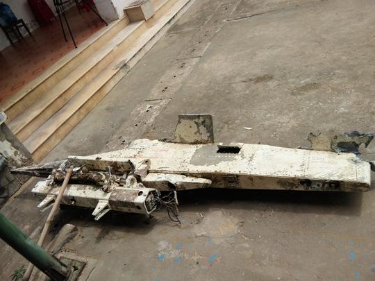 Phát hiện vật thể lạ nghi là của máy bay bị rơi xuống biển Quảng Bình - 3