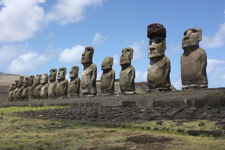 Những hòn đảo kỳ lạ nhất vùng Nam Mỹ - 1