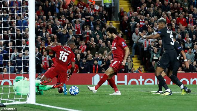 """Ấn tượng cúp C1: Messi """"hóa Thánh"""", Liverpool - PSG rượt đuổi khó tin - 12"""