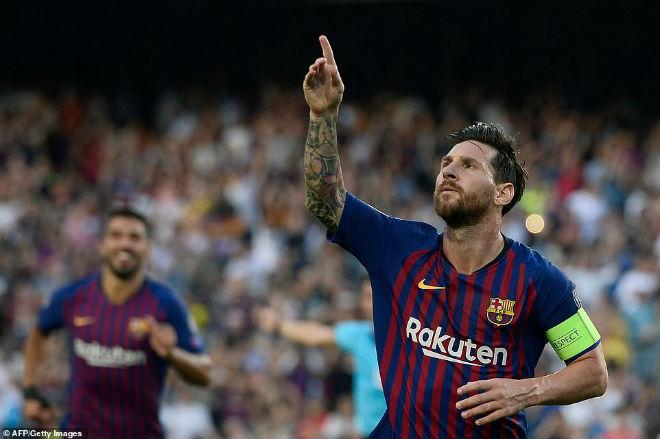 """Ấn tượng cúp C1: Messi """"hóa Thánh"""", Liverpool - PSG rượt đuổi khó tin - 2"""
