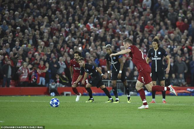 """Ấn tượng cúp C1: Messi """"hóa Thánh"""", Liverpool - PSG rượt đuổi khó tin - 10"""