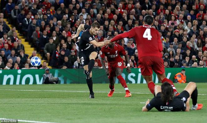 """Ấn tượng cúp C1: Messi """"hóa Thánh"""", Liverpool - PSG rượt đuổi khó tin - 11"""