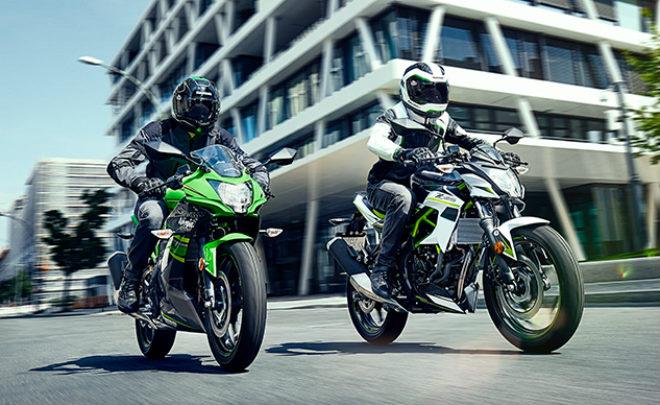 2019 Kawasaki Ninja 125, Z125 sắp ra mắt, vừa tiền dân chơi - 1