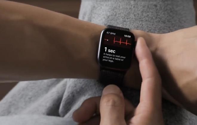 Đồng hồ Apple Watch Series 4 có gì thú vị? - 4