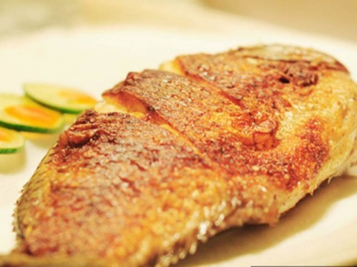 Cá rô phi chiên giòn chấm mắm tỏi vừa rẻ, vừa dễ làm - 1