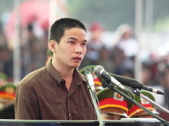Vụ thảm sát ở Bình Phước: Thi hành án tử hình Vũ Văn Tiến - 1