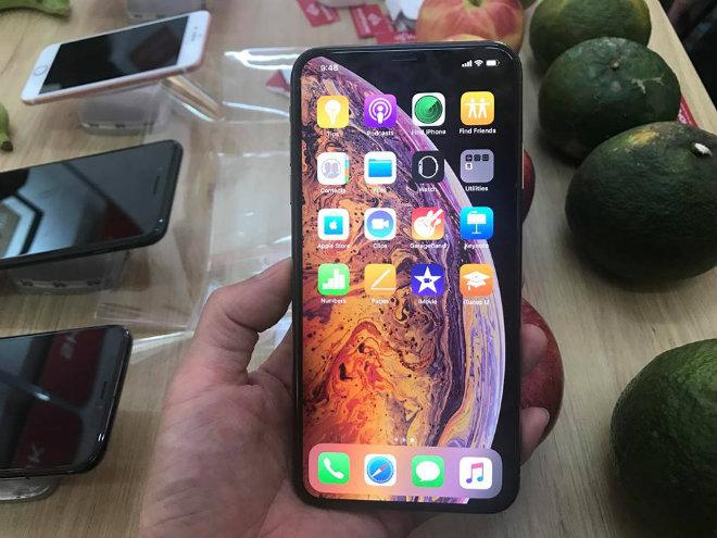 NÓNG: iPhone Xs Max Gold 256GB vừa về Hà Nội, giá 45,5 triệu đồng - 6