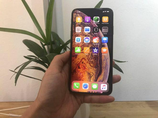 NÓNG: iPhone Xs Max Gold 256GB vừa về Hà Nội, giá 45,5 triệu đồng - 7