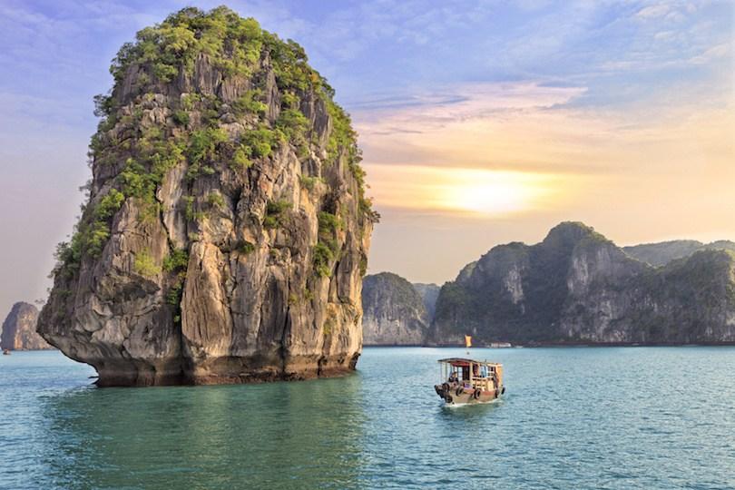 Việt Nam được du khách đánh giá là một trong những quốc gia đẹp nhất châu Á - 7