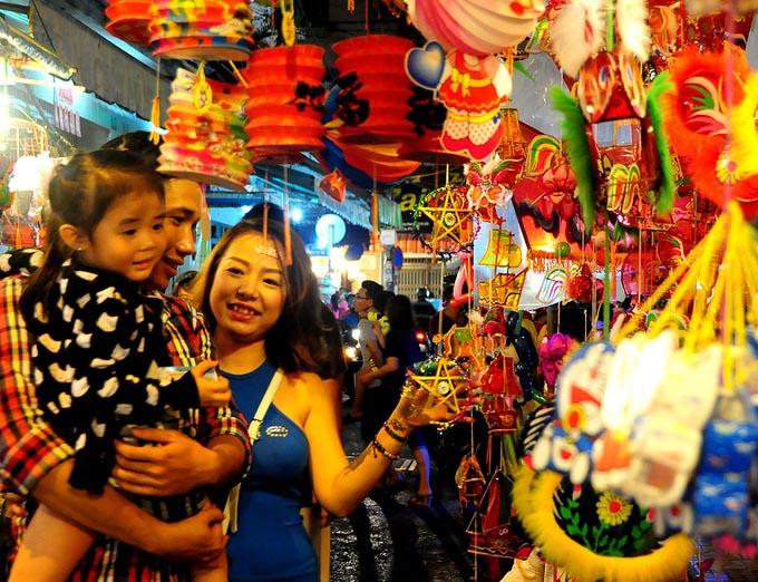 5 địa điểm vui chơi Trung thu không thể bỏ qua ở Sài Gòn - 1