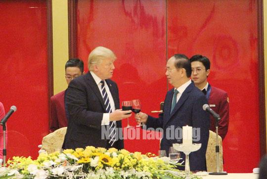 Những bức ảnh quý về Chủ tịch nước Trần Đại Quang - 3