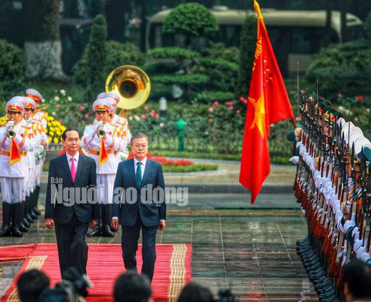 Những bức ảnh quý về Chủ tịch nước Trần Đại Quang - 4
