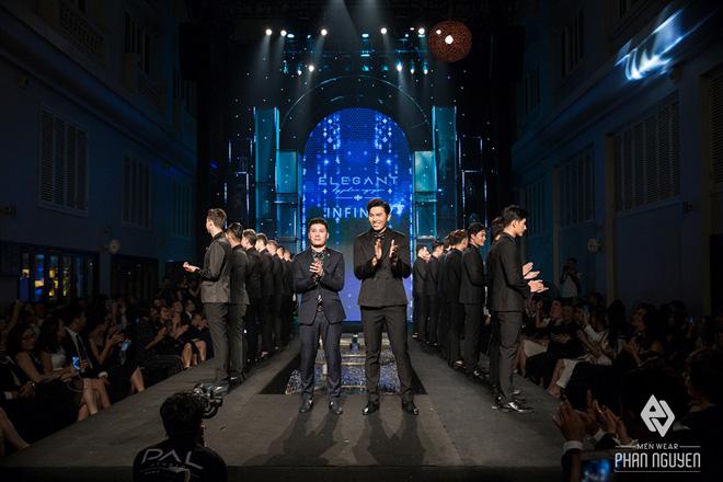 Sàn diễn Thu Đông sôi động cùng các thiết kế của Phan Nguyễn - 5