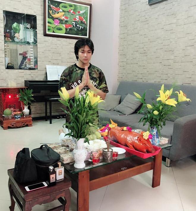 Lộ ảnh Tim và Trương Quỳnh Anh vẫn sống chung một nhà sau ly hôn - 1