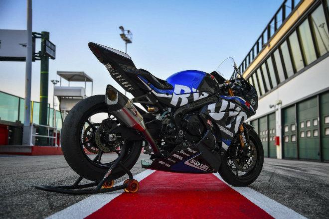 Choáng ngợp Suzuki GSX-R1000R carbon siêu hiếm, giá 816 triệu đồng - 2