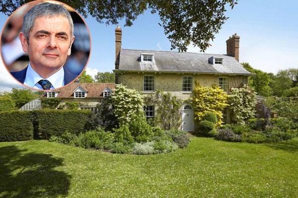Cuộc sống siêu giàu của Mr Bean - danh hài 5 lần 7 lượt 'chết đi sống lại' - 10