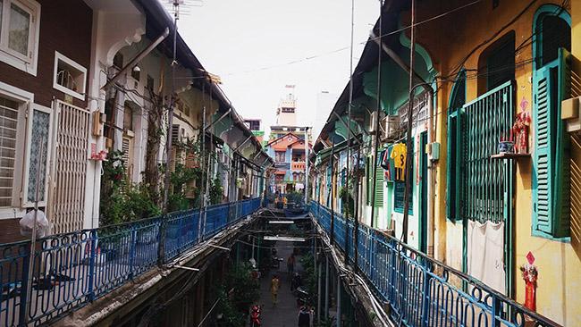 Ngay giữa lòng Sài Gòn có cả một đất nước Trung Hoa thu nhỏ - 1