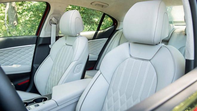Sedan hạng sang Genesis công bố giá từ 802 triệu đồng - 12