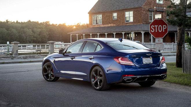 Sedan hạng sang Genesis công bố giá từ 802 triệu đồng - 3