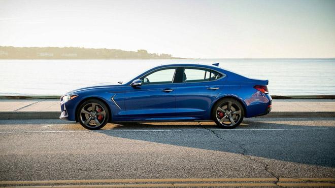Sedan hạng sang Genesis công bố giá từ 802 triệu đồng - 2