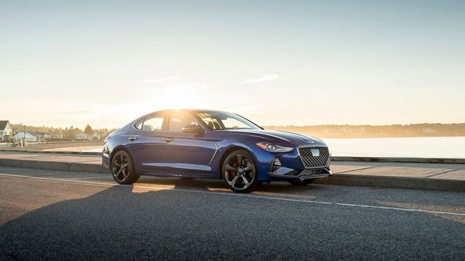 Sedan hạng sang Genesis công bố giá từ 802 triệu đồng - 4