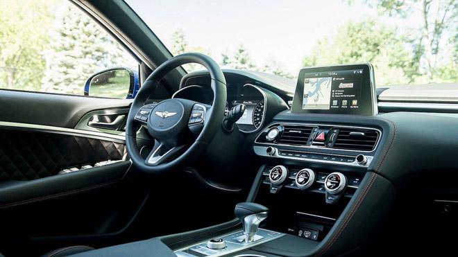 Sedan hạng sang Genesis công bố giá từ 802 triệu đồng - 6