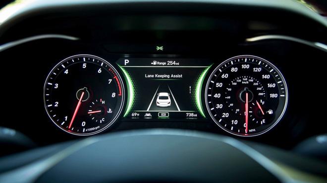 Sedan hạng sang Genesis công bố giá từ 802 triệu đồng - 8