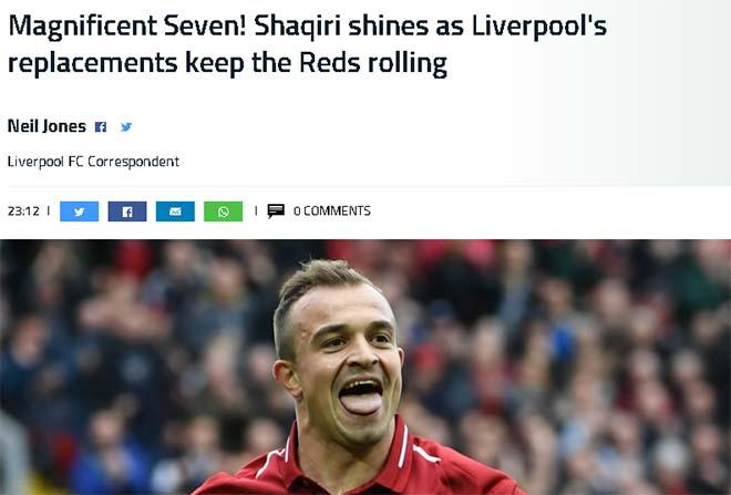 Liverpool toàn thắng 7/7: Kỷ lục lịch sử, đối thủ nào cản được? - 2