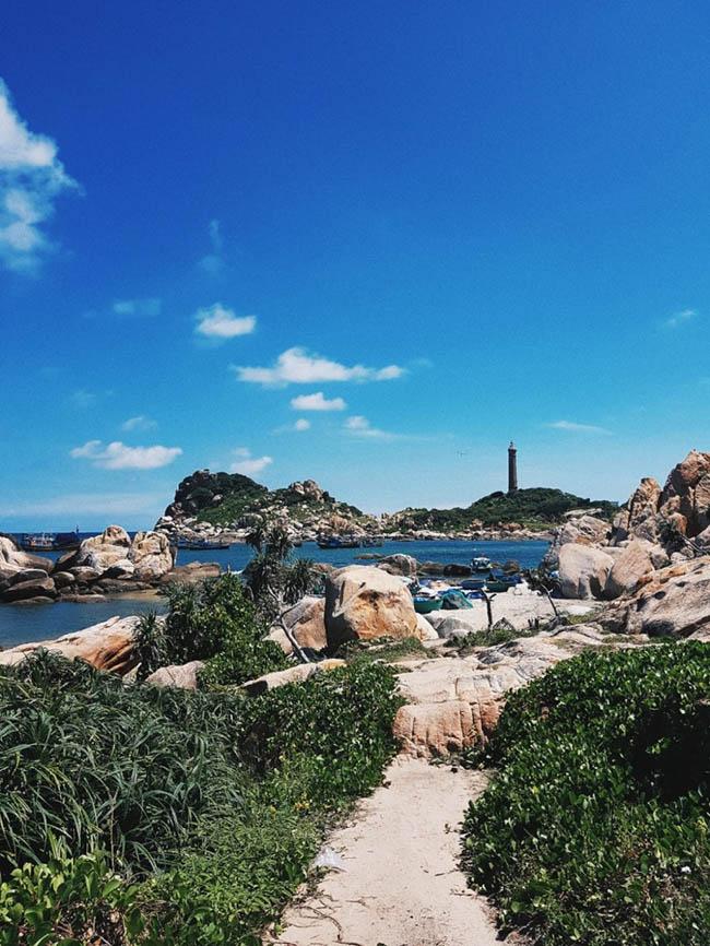 Mũi Kê Gà - Nơi ngọn Hải Đăng cổ nhất Đông Nam Á đẹp mê hồn giữa biển! - 6