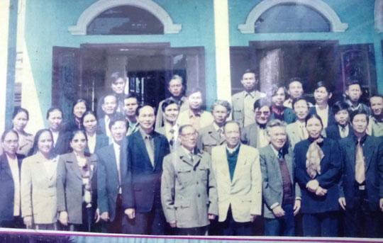 Những hình ảnh đẹp, gần gũi của Chủ tịch nước Trần Đại Quang với mái trường xưa - 14