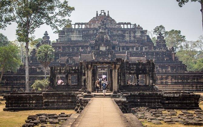 Đến Angkor ngắm thần mặt trời đẹp đến ngỡ ngàng - 1