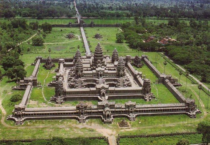 Đến Angkor ngắm thần mặt trời đẹp đến ngỡ ngàng - 2
