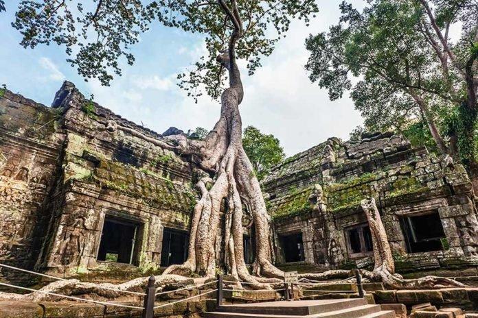Đến Angkor ngắm thần mặt trời đẹp đến ngỡ ngàng - 10