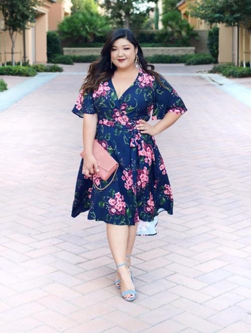 Sai lầm thời trang điển hình nàng béo hay mắc - 1