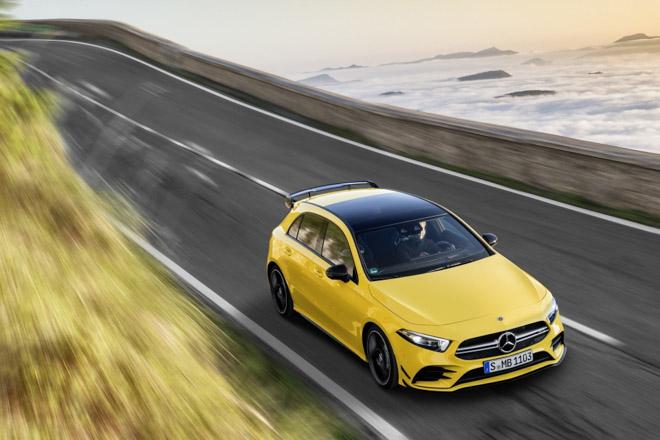 Mercedes-Benz A35 AMG sẽ bán ra vào tháng 12/2018: Giá từ 1,063 tỷ đồng - 7